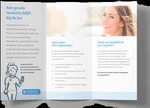Folder voor patiënten