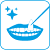 facing is een dun laagje dat over de tanden gaat om kleur of vorm te corrigeren